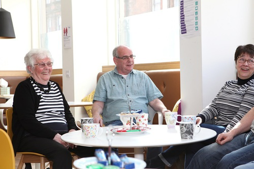 dementia cafe early onset