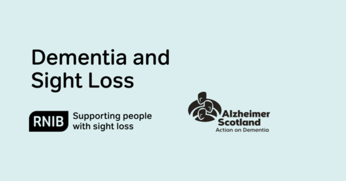 dementia and sightloss