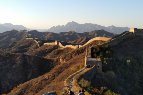 Ann Yourston Great Wall of China