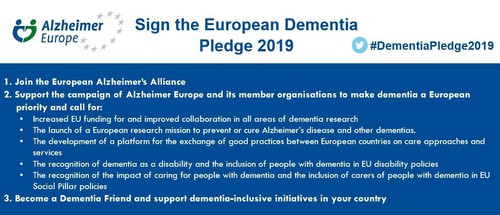 Alz Europe sign the petition
