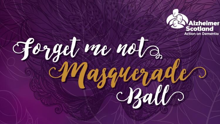 Forget Me Not Masquerade Ball