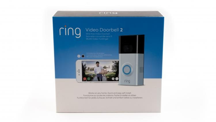 A video doorbell that lets you see who is there before you answer