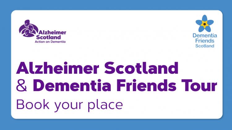 We are Scotland's dementia charity